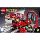 LEGO Ferrari FXX K & Development Center Set 75882 Instructions