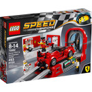 LEGO Ferrari FXX K & Development Center Set 75882 Packaging
