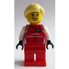 LEGO Ferrari Racing Driver Minifigure