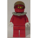 LEGO Ferrari Truck Crew Member with Scuba Tank (without Torso Stickers) Minifigure