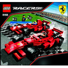 LEGO Ferrari Victory Set 8168 Instructions