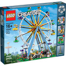 LEGO Ferris Wheel Set 10247 Packaging