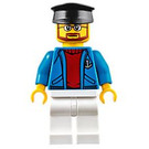 LEGO Ferry Captain Minifigure