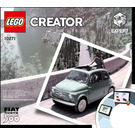 LEGO Fiat 500 Set 10271 Instructions