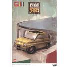 LEGO Fiat Art Print 4 - Rome (5006306)