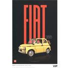 LEGO Fiat Art Print 5 - Modern (5006307)