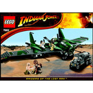 LEGO Fight on the Flying Wing Set 7683 Instructions