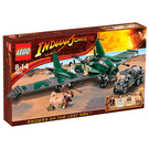 LEGO Fight on the Flying Wing Set 7683 Packaging