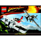 LEGO Fighter Plane Attack Set 7198 Instructions