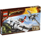 LEGO Fighter Plane Attack Set 7198 Packaging