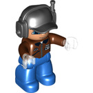 LEGO Figure - Groundcrew Duplo Figure