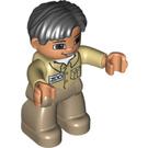 LEGO Figure - Zookeeper Will Duplo Figure