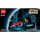 LEGO Final Duel I Set 7200 Instructions