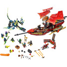 LEGO Final Flight of Destiny's Bounty Set 70738