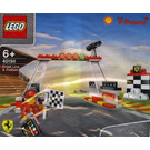 LEGO Finish Line & Podium Set 40194