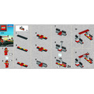 LEGO Finish Line & Podium Set 40194 Instructions