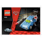 LEGO Finn McMissile Set 9480 Instructions