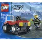 LEGO Fire 4x4 Set 4938