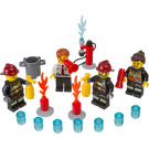 LEGO Fire Accessory Pack Set 850618