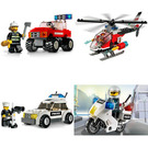 LEGO Fire and Police Product Collection Set 4499536