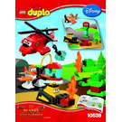 LEGO Fire and Rescue Team Set 10538 Instructions