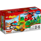 LEGO Fire and Rescue Team Set 10538 Packaging