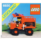 LEGO Fire and Rescue Van Set 6650