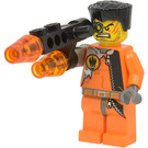 LEGO Fire Arm Minifigure