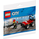 LEGO Fire ATV Set 30361 Packaging