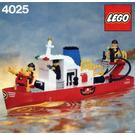 LEGO Fire Boat Set 4025
