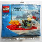 LEGO Fire Boat Set 4992 Packaging