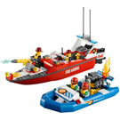 LEGO Fire Boat Set 60005
