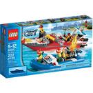 LEGO Fire Boat Set 60005 Packaging