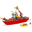 LEGO Fire Boat Set 7207