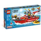 LEGO Fire Boat Set 7207 Packaging