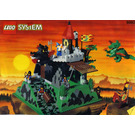 LEGO Fire Breathing Fortress Set 6082