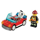 LEGO Fire Car Set 30221