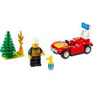 LEGO Fire Car Set 30338