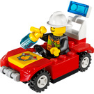 LEGO Fire Car Set 30338 Packaging
