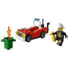 LEGO Fire Car Set 30347