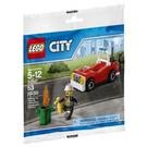 LEGO Fire Car Set 30347 Packaging