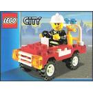 LEGO Fire Car Set 5532