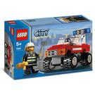 LEGO Fire Car Set 7241 Packaging