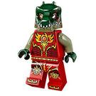 LEGO Fire Chi Cragger Minifigure