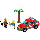 LEGO Fire Chief Car Set 60001
