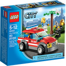 LEGO Fire Chief Car Set 60001 Packaging