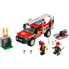 LEGO Fire Chief Response Truck Set 60231