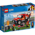 LEGO Fire Chief Response Truck Set 60231 Packaging