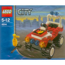 LEGO Fire Chief's Car Set 4914