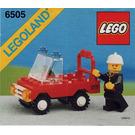 LEGO Fire Chief's Car Set 6505